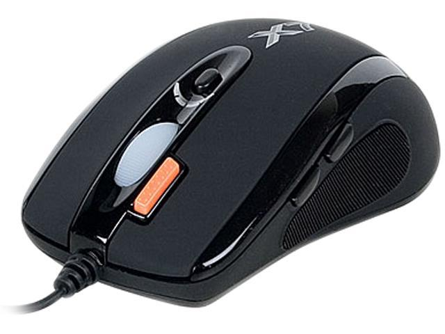 A4 Tech 3Xfire Oscar Laser Gaming Mouse Wired By Ergoguys