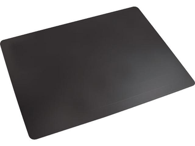 Rhinolin Ii Desk Pad With Microban,17X 12, Black