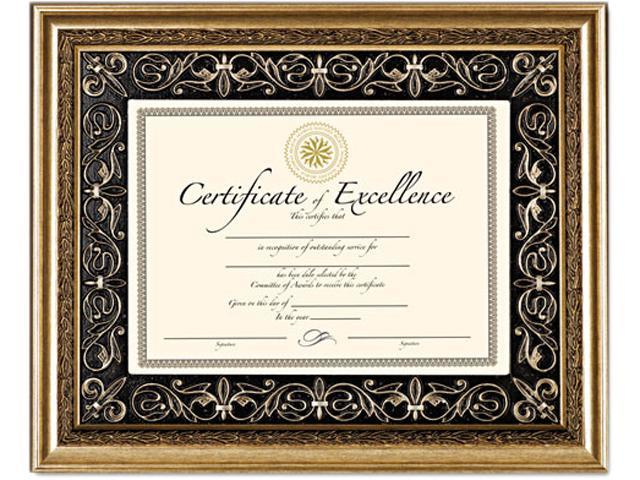 Document frame