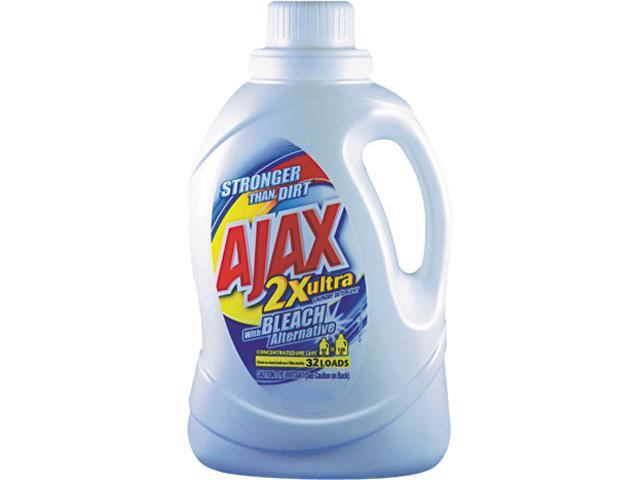 C-Ajax W/Bleach Liquid Laundry Detergent|6/50Oz