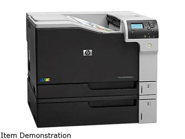 HP LaserJet Enterprise M750n (D3L08A#BGJ) Duplex 600 x 600 dpi USB / Ethernet Color Laser Printer