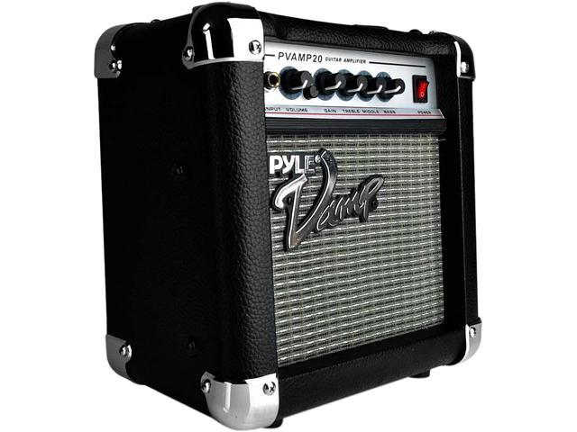 PylePro PVAMP20 20 Watt Vamp-Series Amplifier With 3-Band EQ