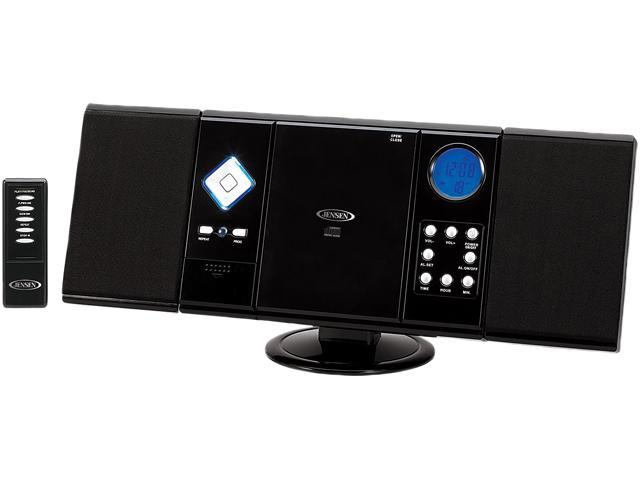 Jensen Wall Mountable Cd System With Am/Fm Stereo Receiver & Remote Control 77283931819