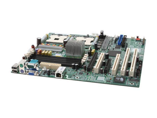 Intel SE7525RP2 ATX Server Motherboard Dual 603/604 Intel E7525 DDR2 400