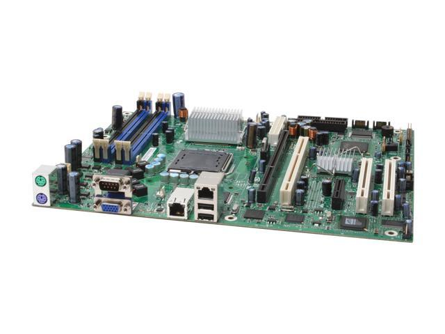 Intel SE7230NH1LX ATX Server Motherboard LGA 775 Intel E7230 DDR2 667