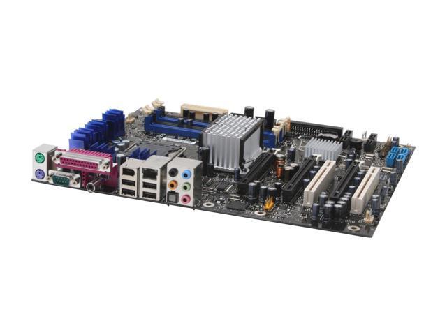 Intel BOXD975XBXLKR LGA 775 Intel 975X ATX Intel Motherboard