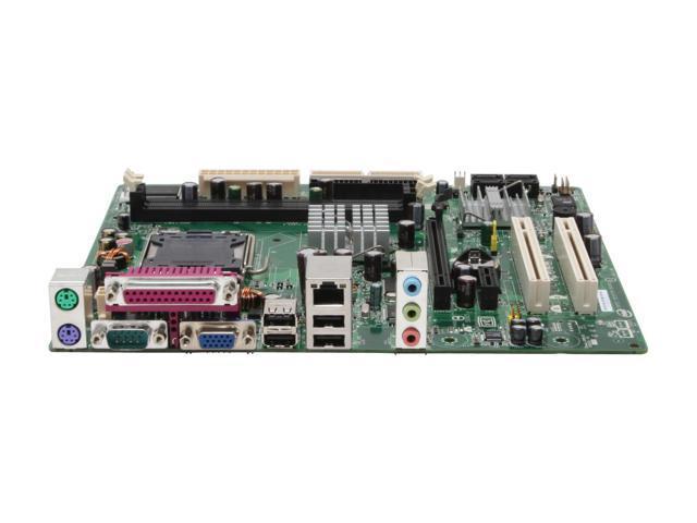 Intel BOXD102GGC2L LGA 775 ATI Radeon Xpress 200 Micro ATX Intel Motherboard