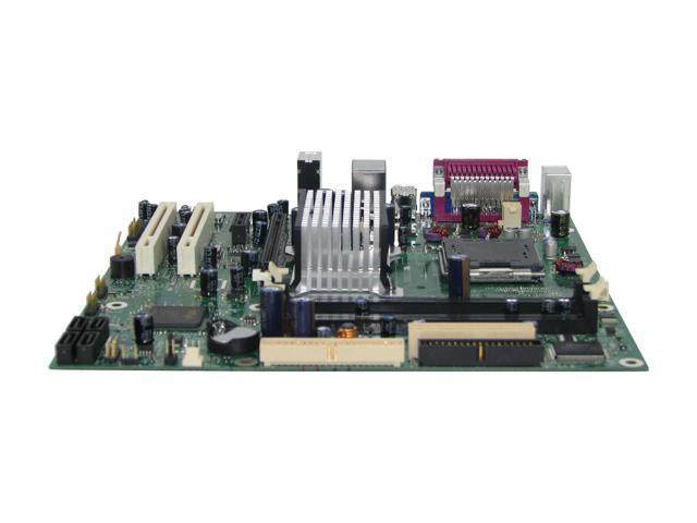 Intel BLKD946GZISSL LGA 775 Intel 946GZ Micro ATX Intel Motherboard - OEM