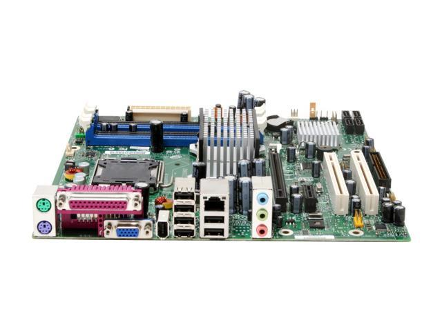 Intel BOXDG965SSCK LGA 775 Intel G965 Express Micro ATX Intel Motherboard