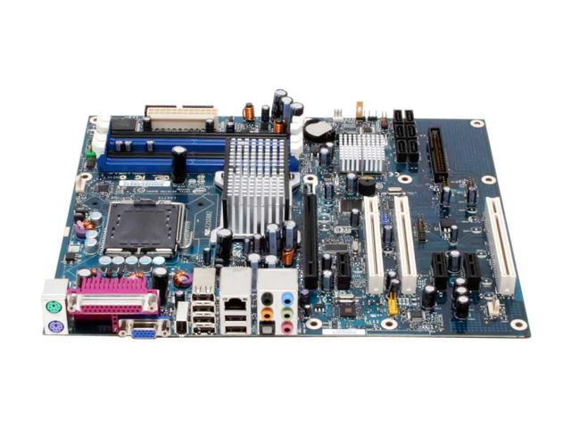 Intel BOXDG965WHMKR LGA 775 Intel G965 Express ATX Intel Motherboard