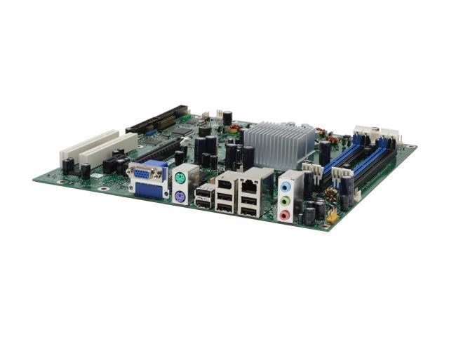 Intel BOXDG965MSCK LGA 775 Intel G965 Express Micro BTX Intel Motherboard