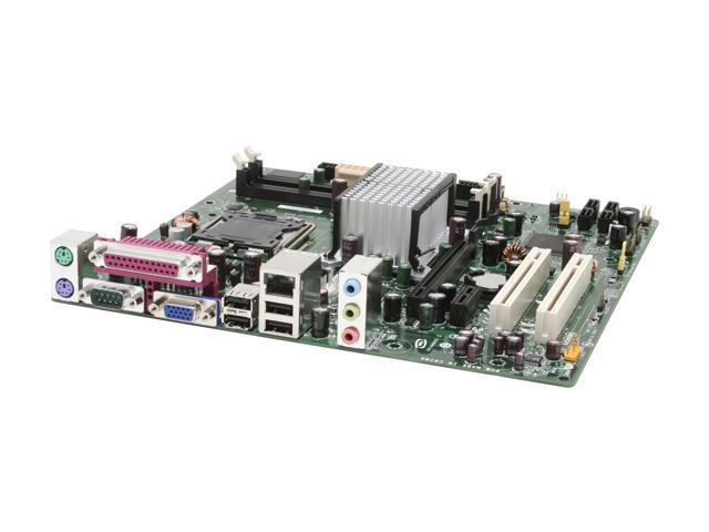 Intel BOXD945GCCRL LGA 775 Intel 945GC Micro ATX Intel Motherboard