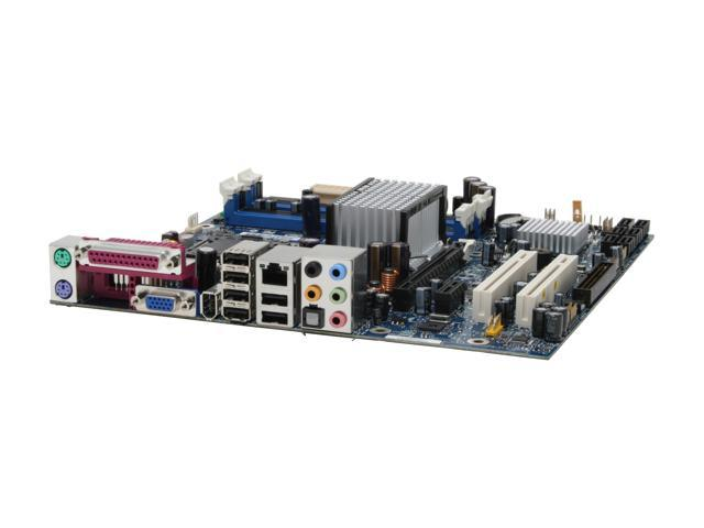 Intel BOXDG965OTMKR LGA 775 Intel G965 Express Micro ATX Intel Motherboard