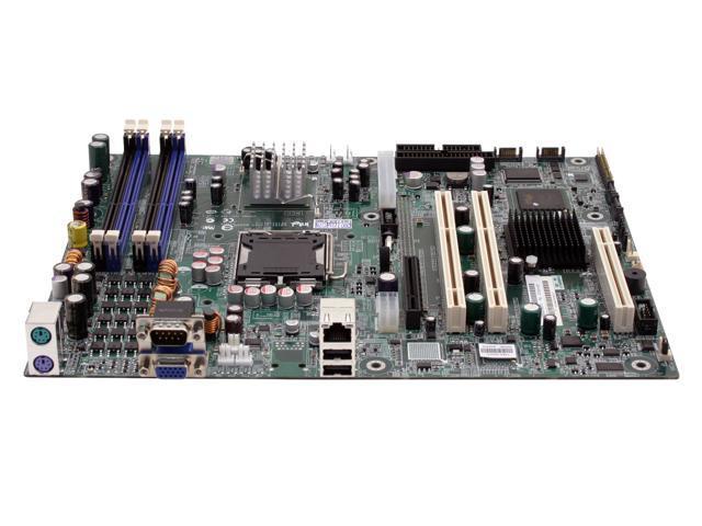 Intel SE7221BK1-E ATX Intel Motherboard LGA 775 Intel E7221 DDR2 533