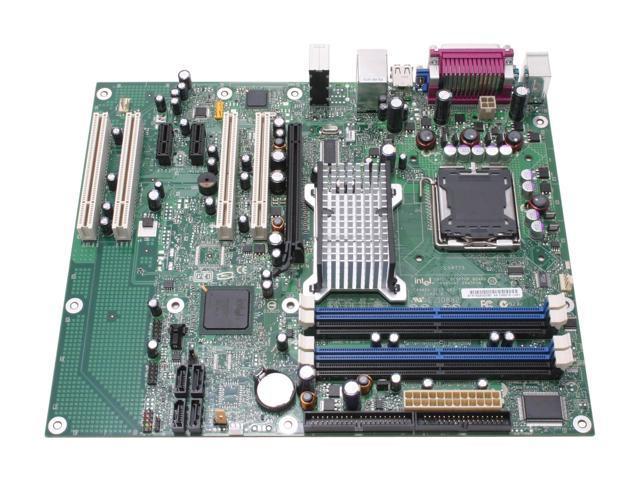 Intel BOXD945GNTL LGA 775 Intel 945G ATX Intel Motherboard