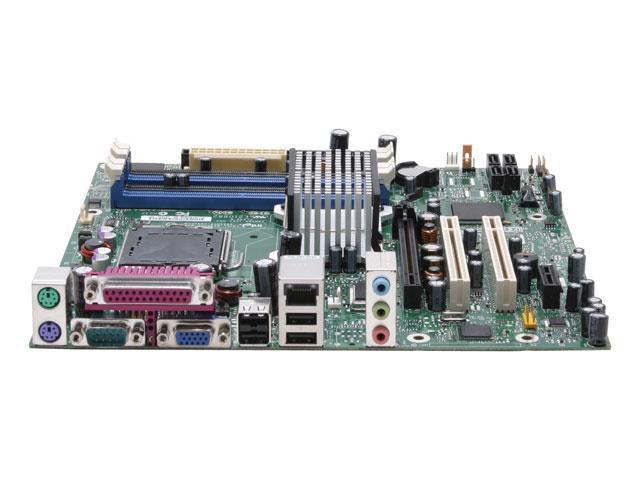 Intel BOXD945GTPL LGA 775 Intel 945G Micro ATX Intel Motherboard