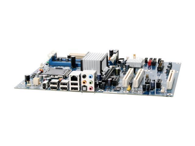 Intel BOXDP35DPM LGA 775 Intel P35 ATX Intel Motherboard