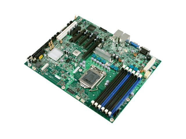 Intel S3420GPRX ATX Server Motherboard LGA 1156 Intel 3420 DDR3 1333/1066