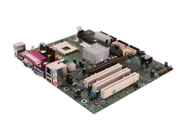 Intel D845GRGL 478 Intel 845G Micro ATX Intel Motherboard