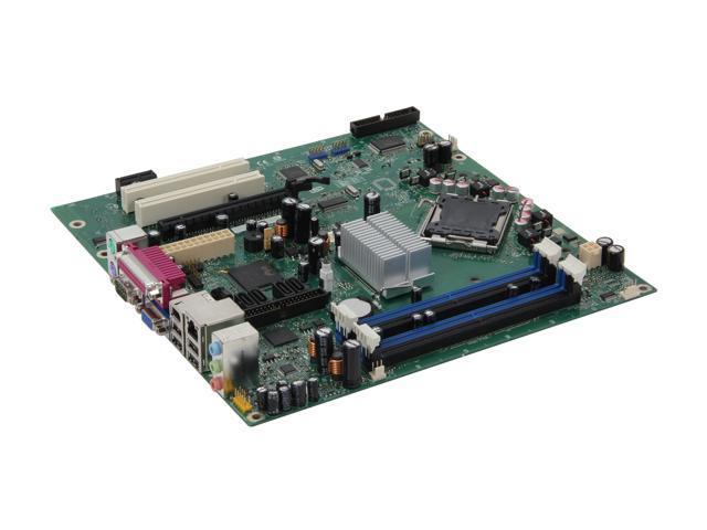 Intel BLKD945GCZLKR LGA 775 Intel 945G Micro BTX Intel Motherboard