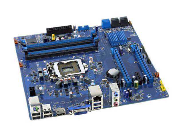 Intel BOXDZ75ML45K LGA 1155 Intel Z75 HDMI SATA 6Gb/s USB 3.0 Micro ATX Intel Motherboard