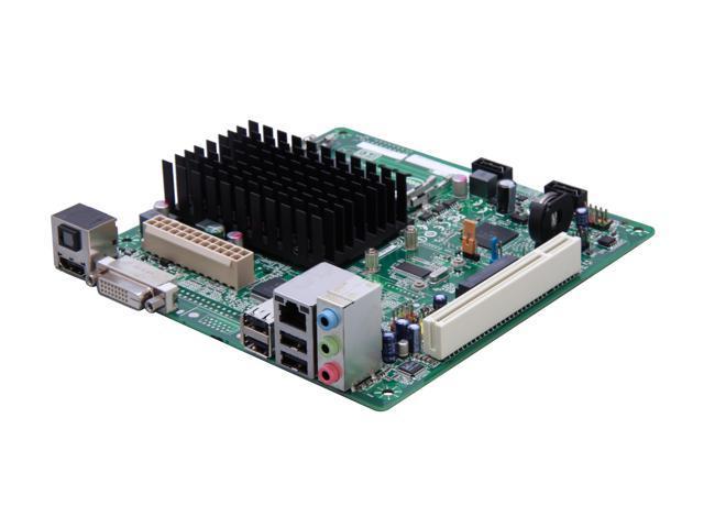 Intel BOXD2700DC Intel Atom D2700 Intel NM10 Mini ITX Motherboard/CPU Combo