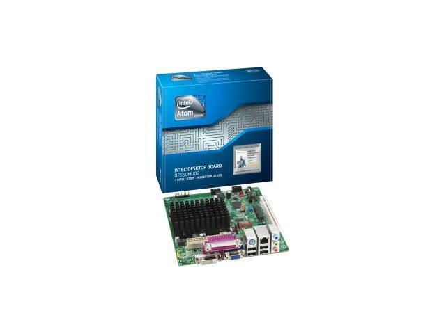 Intel D2550MUD2 Desktop Motherboard - Intel NM10 Express Chipset - 10 x Bulk Pack