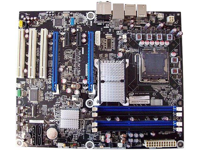 Intel BLKDP45SG LGA 775 Intel P45 ATX Intel Motherboard