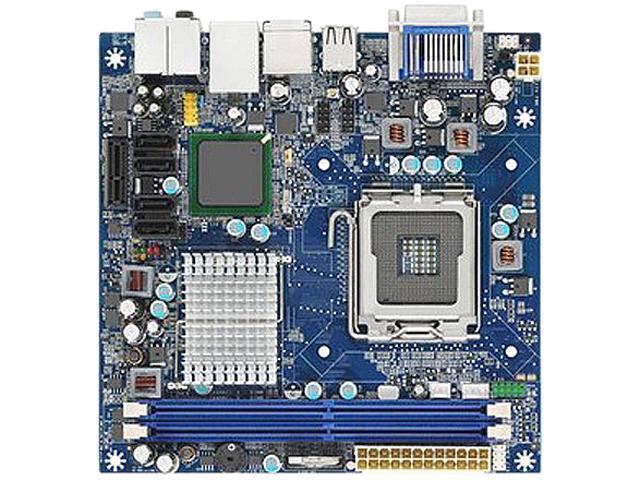 Intel BLKDG45FC Mini ITX Intel Motherboard