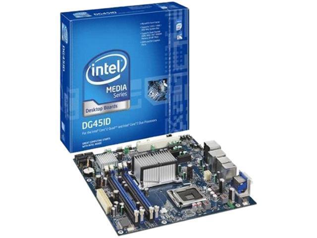 Intel BOXDG45EC LGA 775 Micro ATX Intel Motherboard