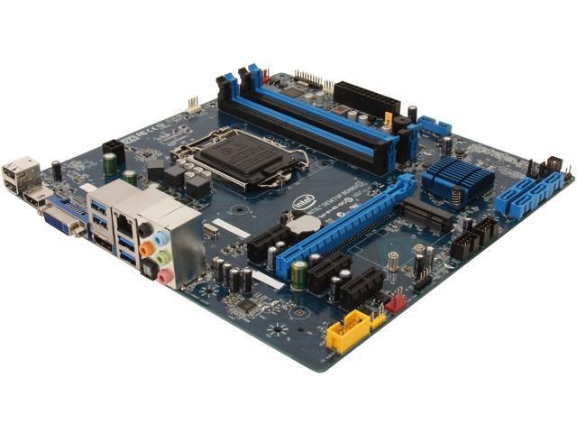 Intel BOXDH87RL LGA 1150 Intel H87 HDMI SATA 6Gb/s USB 3.0 Micro ATX Intel Motherboard