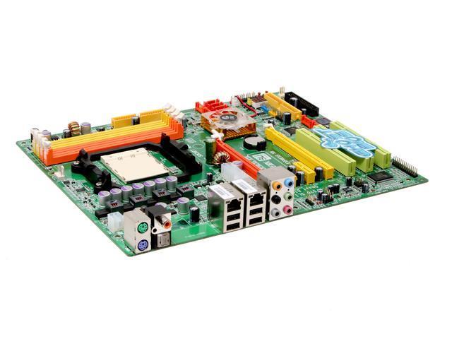 EPoX EP-MF570SLI AM2 NVIDIA nForce 570 SLI MCP ATX AMD Motherboard