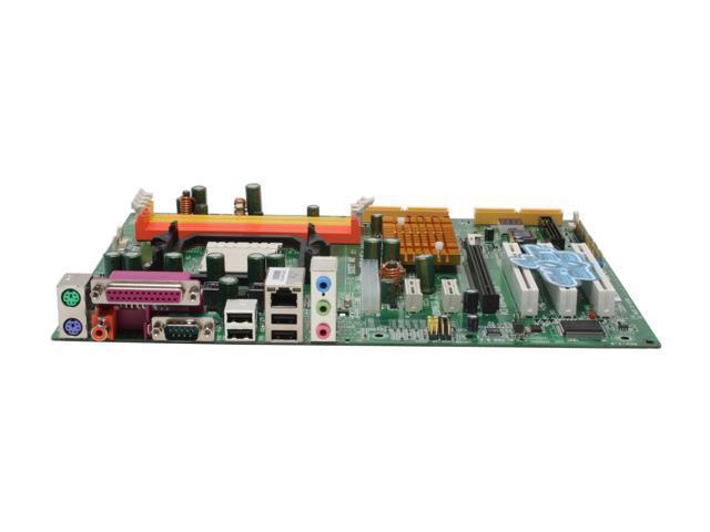 EPoX EP-MF4-J AM2 NVIDIA nForce4 4X ATX AMD Motherboard