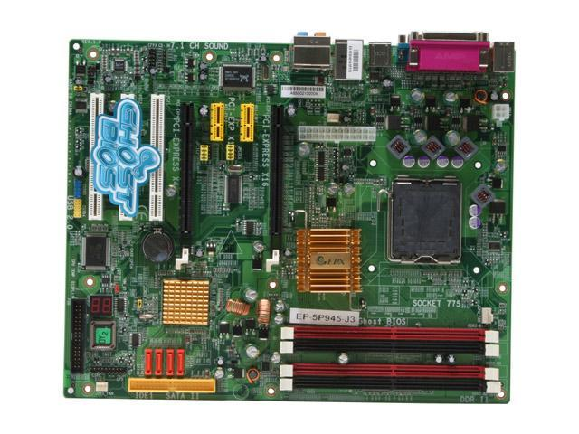 EPoX EP-5P945-J3 LGA 775 Intel 945P ATX Intel Motherboard