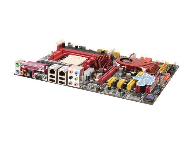 EPoX EP-AF590SLI2 AM2 NVIDIA nForce 590 SLI MCP ATX AMD Motherboard