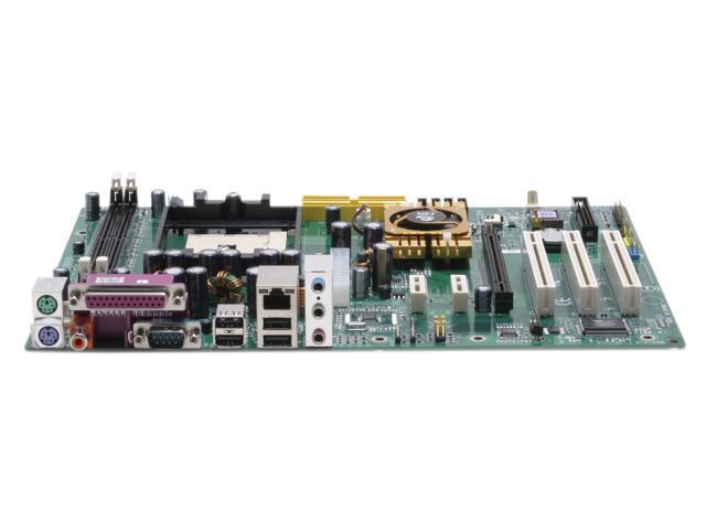 EPoX EP-8NPA7I 754 NVIDIA nForce4 4X ATX AMD Motherboard