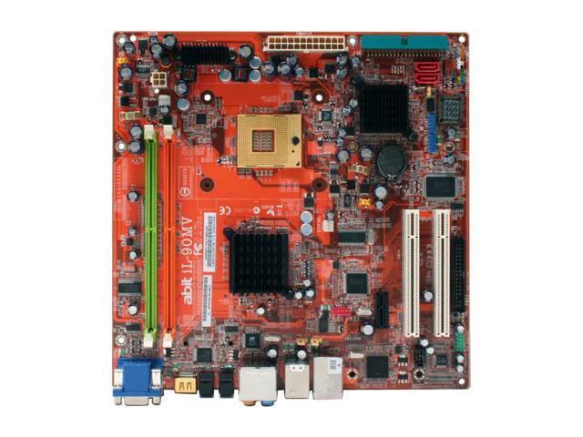 ABIT IL-90MV 478 Intel 945GT HDMI Micro ATX Intel Motherboard