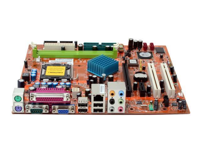 ABIT SG-95 LGA 775 SiS 662 Micro ATX Intel Motherboard