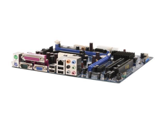 ABIT NF-M2S AM2 NVIDIA GeForce 6100 Micro ATX AMD Motherboard