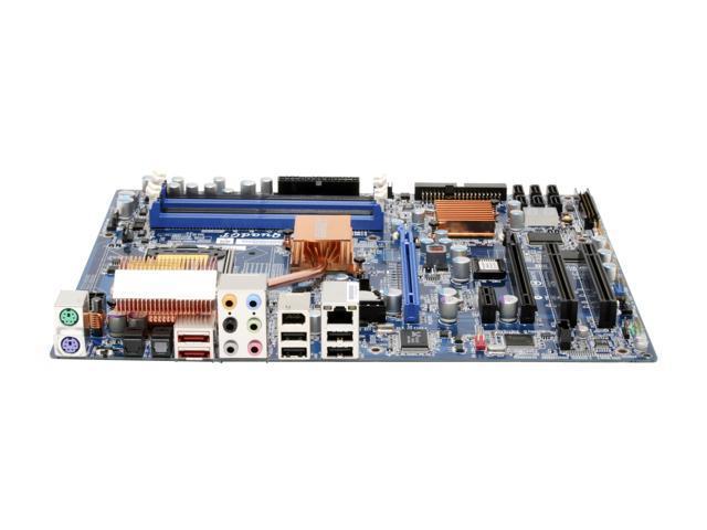 ABIT AB9 QuadGT LGA 775 Intel P965 Express ATX Intel Motherboard