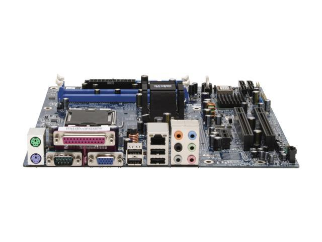 ABIT LG-95Z LGA 775 Intel 945GZ Micro ATX Intel Motherboard