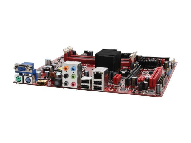 ABIT Fatal1ty F-I90HD LGA 775 ATI Radeon Xpress 1250 HDMI Micro ATX Intel Motherboard