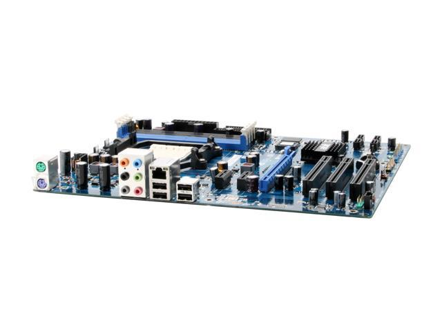 ABIT AN52 AM2 NVIDIA nForce 520 MCP ATX AMD Motherboard