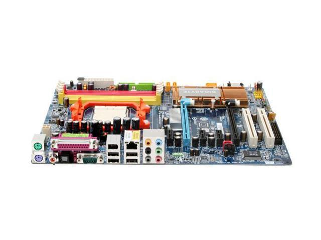 Мат плата под amd socket am2 gigabyte ga-m57sli-s4/2*pci-e/4*ddr2/ide/6*sata/1394/lan/atx
