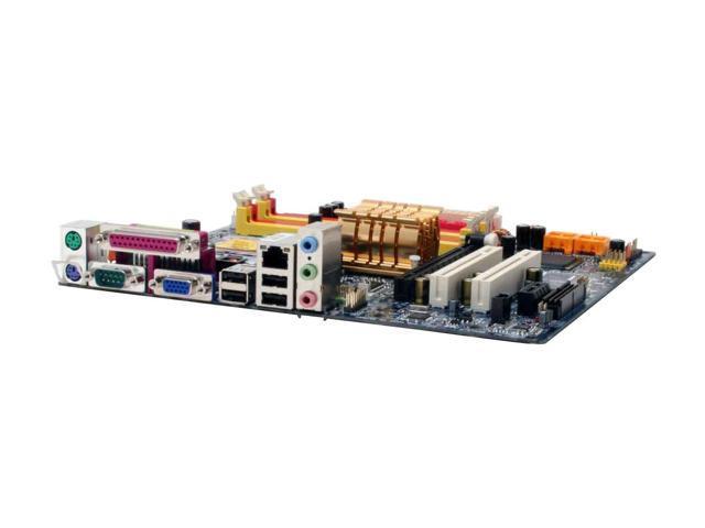 GIGABYTE GA-945GM-S2 LGA 775 Intel 945G Micro ATX Intel Motherboard