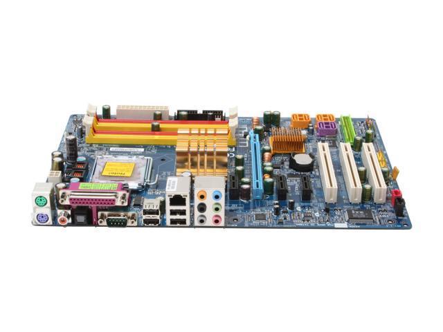 GIGABYTE GA-965P-S3 LGA 775 Intel P965 Express ATX Intel Motherboard