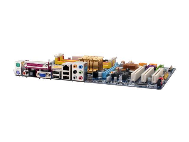 GIGABYTE GA-965G-DS3 LGA 775 Intel G965 Express ATX Intel Motherboard