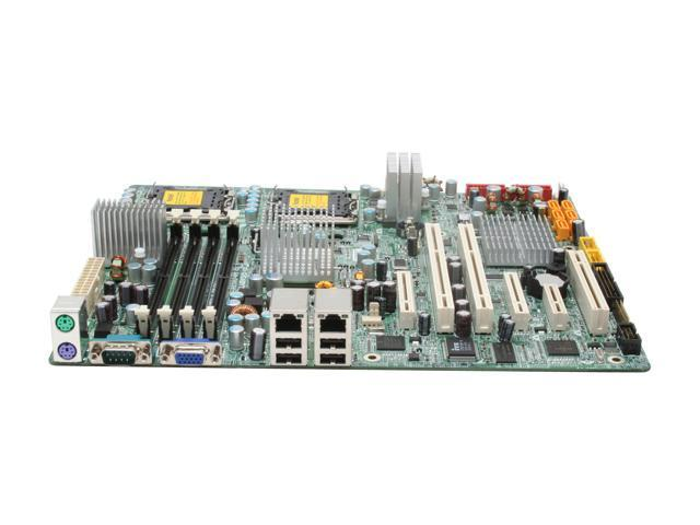 GIGABYTE GA-7VCSV CEB 1.01 Server Motherboard Dual LGA 771 Intel 5000V DDR2 667