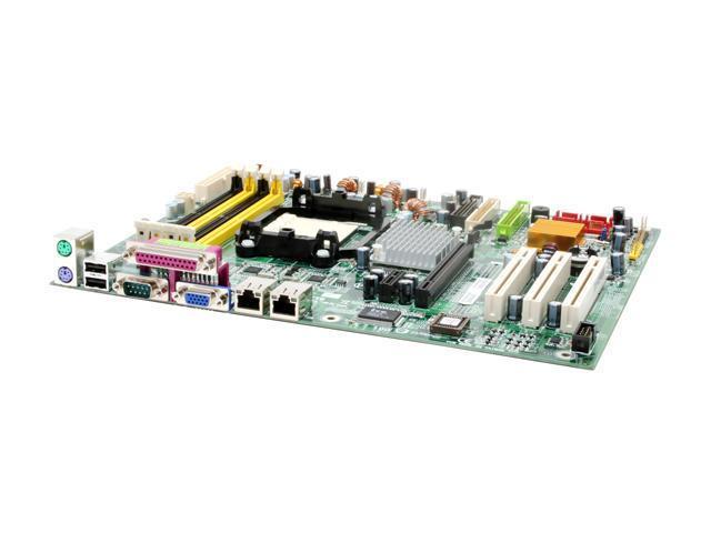 GIGABYTE GA-3PXSL ATX Server Motherboard AM2 NVIDIA GeForce 6150 DDR2 667