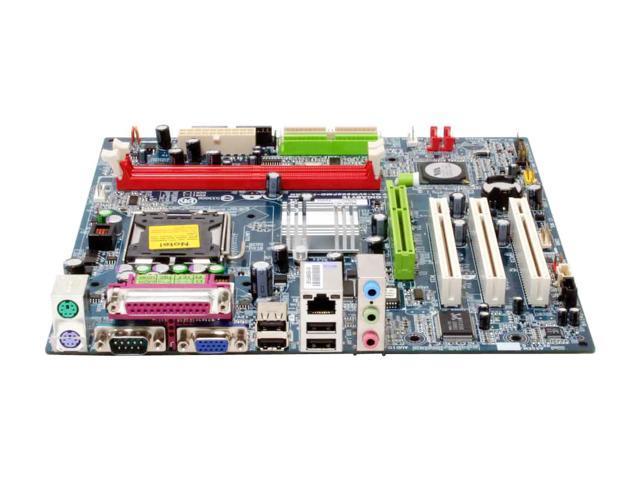 GIGABYTE GA-8VM800PMD-775-RH LGA 775 VIA P4M800 PRO Micro ATX Intel Motherboard